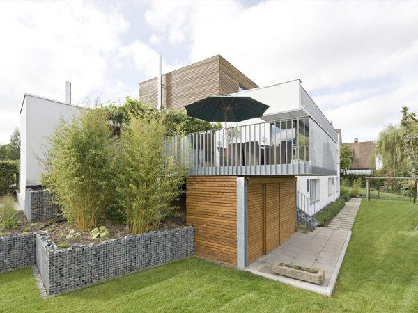Haus Weber - Architekt: ZimmerMeisterHaus-Manufaktur