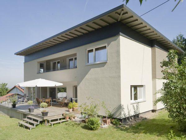Haus Riedmüller - Architekt: ZimmerMeisterHaus-Manufaktur