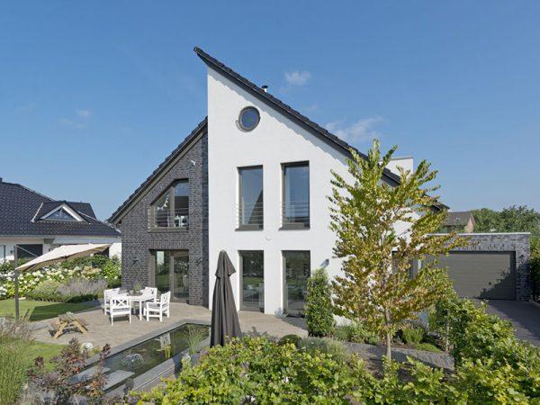 Haus Charkowski - Architekt: Jörg Biermann, Bocholt