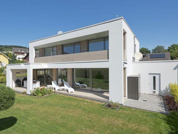 Haus Füger - Architekt: ZimmerMeisterHaus-Manufaktur